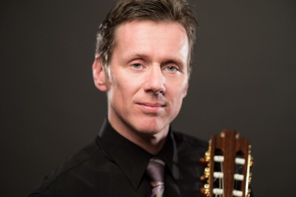 Robert Bekkers, classical guitarist