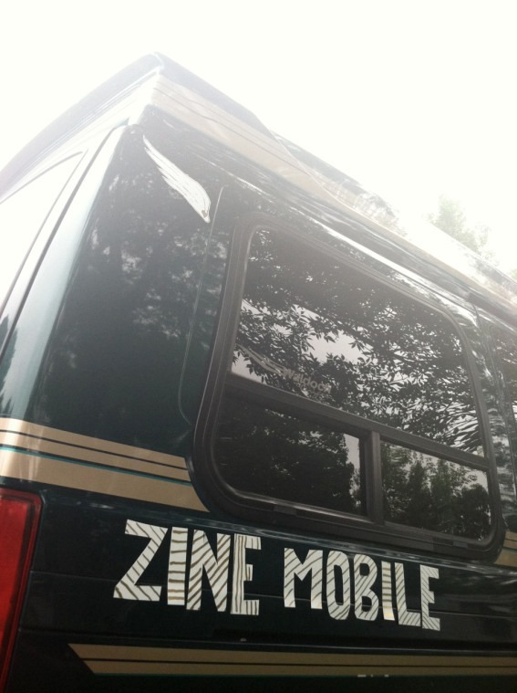 Zine Mobile needs to Make it to the RGV